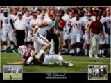 Vinnie Sunseri Interception Alabama Football Prints
