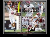 Field General Alabama Footbal Print Greg Gamble