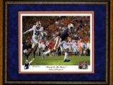 Miracle on the Plains framed Pitts