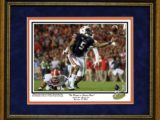 Prayer in Jordan Hare framed Riggins print