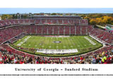 sanford panoramic stadium print