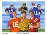 manning family teeter print