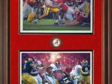 double d moore bama bcs framed