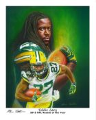 eddie lacy rookie of the year