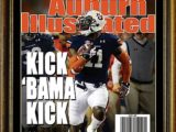 auburn illustrated kick bama kick framed