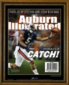 auburn illustrated miracle catch framed