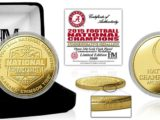 2015 hm championship logo coin gold
